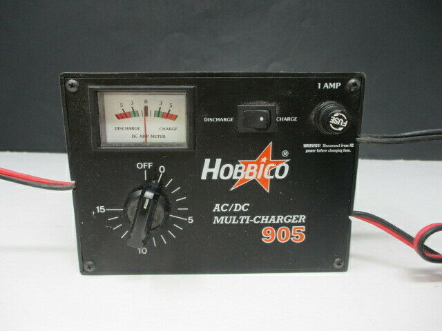 Hobbico AC/DC Multi - Charger 905