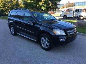 2008 MERCEDES GL320*CDI*NAVI*CAM*DUAL ROOF*NO ACCIDENTS*DIESEL