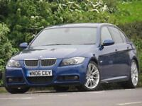 BMW 330 3.0TD auto 2006MY d M Sport ONLY 54,000 MILES