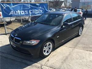 BMW 328I 2008 **84$/SEM.**CUIR**TOIT**