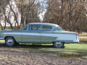 AWESOME RESTORATION PROJECT!! 1957 NASH AMBASSADOR!! VERY RARE!!