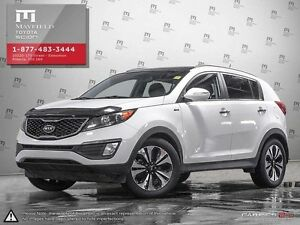 2012 Kia Sportage LX V6 All-wheel Drive (AWD)