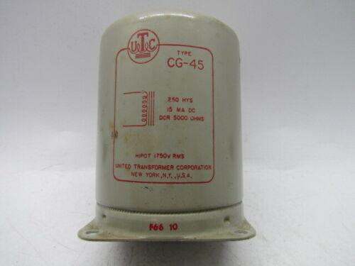 UTC CG-45 Transformer