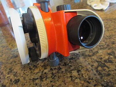 Leica Na724 Transit 24x Auto Automatic Level Optical Surveying No Case