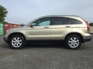 2007 Honda  CR-V EX-L- LEATHER-ROOF-AWD