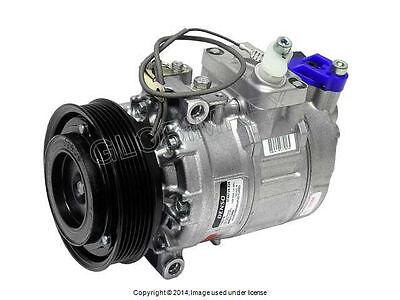 Porsche 986 987 996 997 A/C Compressor with Clutch OEM NEW + 1 year Warranty