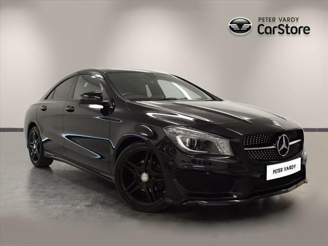 2014 mercedes benz cla class coupe in renfrewshire gumtree. Black Bedroom Furniture Sets. Home Design Ideas