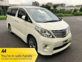 image for 2011 Toyota Alphard 2011 2.4 7 Seats Auto,Twin Electric doors+Power Tail+Cruise+