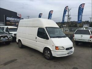 1996 Ford Transit (SWB) (SWB) 4 Speed Automatic Van Lilydale Yarra Ranges Preview