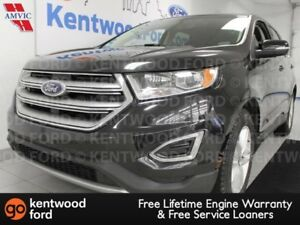 2015 Ford Edge SEL AWD ecoboost with heated power leather seats,