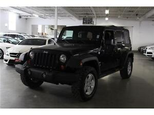 2011 Jeep Wrangler Unlimited Sport! LOADED!