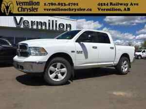 2015 Ram 1500 SLT, Heated Seats, Remote start, Tow Package