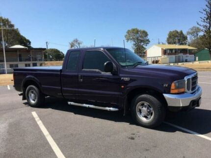 2002 Ford F250 RM XLT 4 Speed Automatic Super Cab Pickup Clontarf Redcliffe Area Preview