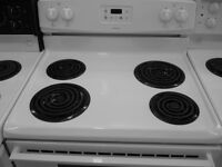 30 INCH WIDE STOVE, EXCELLENT SHAPE