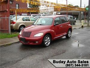 2005 CHRYSLER PT CRUISER TURBO TOURING EDITION .
