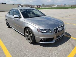 2010 Audi S4 Low Kms FullyLoaded Head Turner