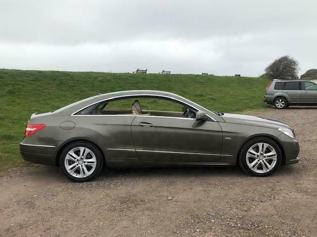 2011 Mercedes-Benz E Class E250 CDI BlueEFFICIENCY SE 2dr Tip Auto COUPE Diesel