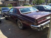 1975 Buick Riviera, Burgundy for Sale
