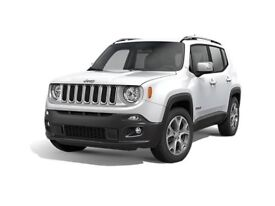 Jeep Renegade Front Grille (silver)