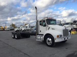 Kenworth T300 2006 sans anti-pollution chassis 30 pieds