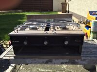 Camping stove for Campervans/boats etc