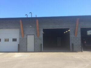 Bay for lease near Kamloops Airport