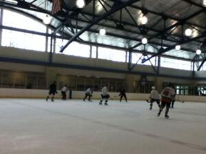 Summer Pickup Hockey