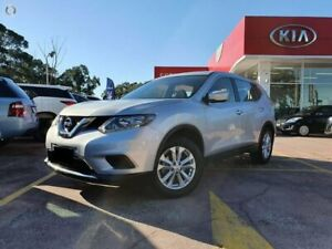 2017 Nissan X-Trail T32 ST X-tronic 2WD Silver 7 Speed Constant Variable Wagon Dandenong Greater Dandenong Preview