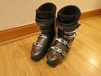 Mens Tecnica Rival X7 Ultra Fit Downhill Alpine Touring Ski Boots (324mm)
