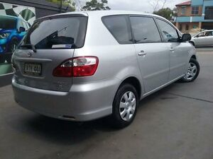 2005 Toyota Avensis ACM21R Verso GLX Silver 4 Speed Automatic Wagon Greenacre Bankstown Area Preview
