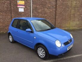 2002 Volkswagen Lupo 1.4 S Automatic