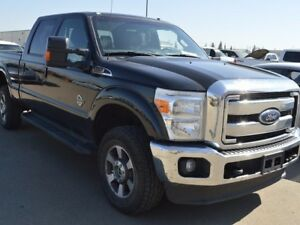 2014 Ford F-350 Lariat 4x4 SD Crew Cab 6.75 ft. box 156 in. WB S