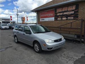 2007 Ford Focus ***LEATHER***SUNROOF****2 SETS OF TIRES***