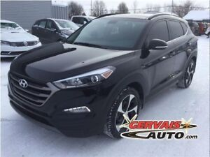 Hyundai Tucson Limited 1.6T AWD GPS Cuir Toit Panoramique MAGS 2