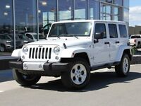 2015 Jeep Wrangler Unlimited Certified | White Top | Alpine Spea
