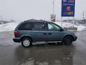 2005 Dodge Caravan FINANCEMENT AUCUN CAS REFUSÉ!!!