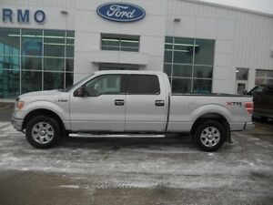 2010 Ford F150 SUPERCREW XTR 4X4
