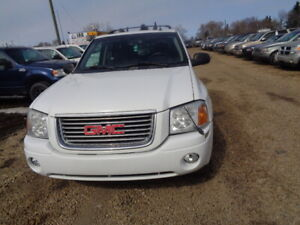 2008 GMC ENVOY UNDEFINED WITH  REMOTE START