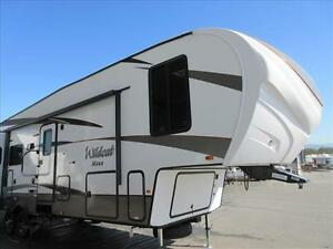 Forest River WILDCAT XL F313RE 5TH WHEEL