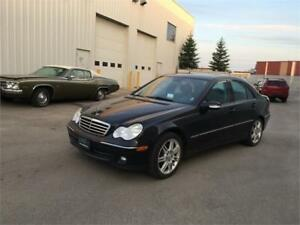 2007 mercedes benz c280 trade welcome