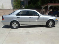 1999 Mercedes-Benz C-Class 230  Kompressor---2.3 Supercharged