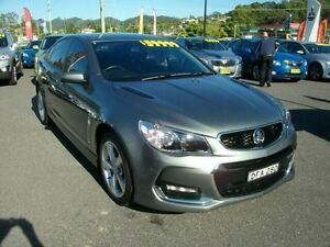 2016 Holden Commodore VF II SS Prussian Steel 6 Speed Semi Auto Sedan Coffs Harbour Coffs Harbour City Preview