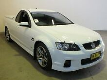2011 Holden Commodore VE II SV6 White 6 Speed Automatic Utility Westdale Tamworth City Preview