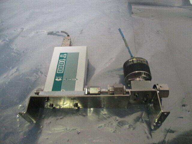 Fujikin FCST1050ZSC-4J2-F50L-N2-U-V-EP MFC, Assy, N2, 50 SLM, LAM, 451446