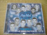 Pop Idols Xmas Factor CD 2003