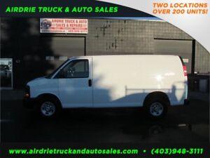 2013 Chevrolet Express 2500 Cargo Van Mint Condition