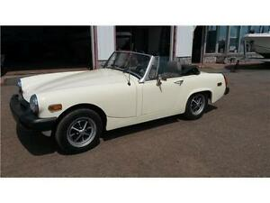 1980 MG Midget - REDUCED