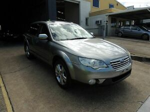 2007 Subaru Outback B4A MY07 Premium Pack AWD Silver 4 Speed Sports Automatic Wagon Yeerongpilly Brisbane South West Preview