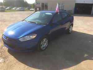 2013 Dodge Dart SE Certified $11995+Hst&Lic