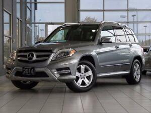 2014 Mercedes-Benz GLK-CLASS GLK 250 BlueTEC 4dr All-wheel Drive